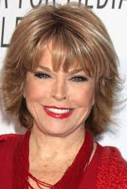 hair color for over 60 women easy sassy short hairstyles with bangs for women over 40 wavy thin