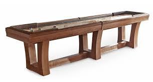 shuffleboard table for sale st louis city shuffleboard table abc billiards