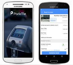 android pay app parking app parkme now takes android pay myparkingsign