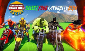 bike mountain racing mod apk heroes downhill racing mod apk