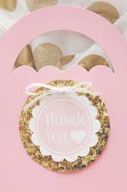 pink and gold party supplies pink and gold party favors pink and gold party