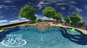 pozos 360 escape select pools and backyard escapes youtube