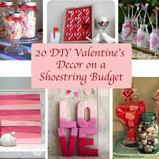 valentines decor 20 diy s décor on a shoestring budget how does she