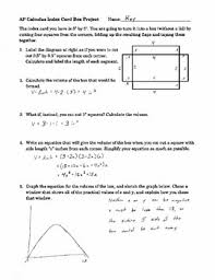 ap calculus optimization discovery project with m u0026ms by ap math