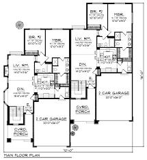 Simple Duplex House Plans Best 25 Duplex House Plans Ideas On Pinterest Duplex House