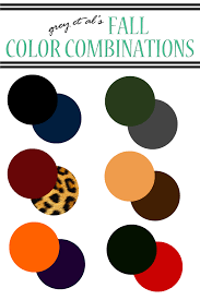 color combination with black color combinations fall fall color combinations fall outfit