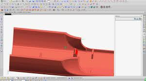injection mold design nx youtube