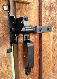 ozco gate latch woodworking unique hardware gate