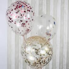 wedding balloons glitter balloons sequins balloons gold helium balloons birthday