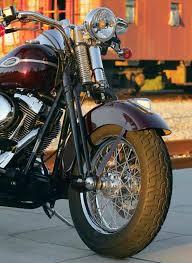 motorcycle test 2005 harley davidson flstsci softail springer