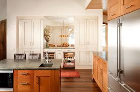 cherry with cranberry stain houzz