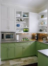 Two Tone Kitchen Cabinets Two Tone Cabinets Kitchen Transitional With Decorative Lightng
