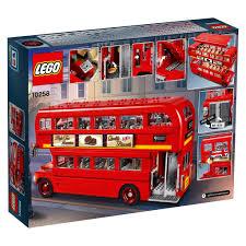 lego volkswagen inside review 10258 london bus brickset lego set guide and database