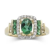 emerald gemstone rings images May birthstone emerald gemstone jewelry jcpenney 8,0,0