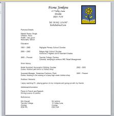 Reference Resume Format Bad Resume Sample Resume For Your Job Application