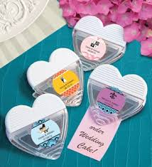 wedding favors unlimited personalized shaped magnetic wedding memo