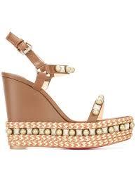 christian louboutin sandales cataconico c221 femme chaussures