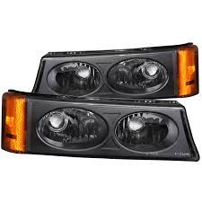 Acura Aftermarket Fog Lights Wiring Diagram Anzo Usa Chevy Silverado Avalanche 03 06 Euro Parking Signal