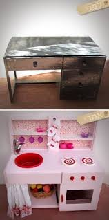 play kitchen from furniture how to make a play kitchen from a 10 of furniture plays