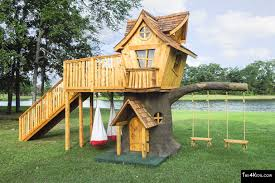 bungalow tree house the 4 kids