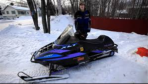 polaris snowmobile brandon u0027s new snowmobile polaris xlt youtube