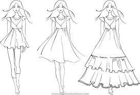 26 lastest women dresses drawing u2013 playzoa com