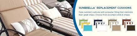 chaise lounge sunbrella chaise lounge cushions sale image of
