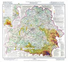 map of belarus maps