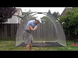 golf drills in the backyard youtube
