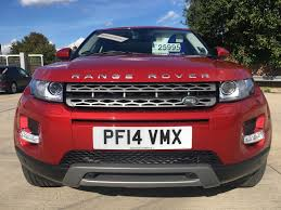 land rover range rover evoque 2014 land rover range rover evoque 2 2 sd4 pure tech 5dr automatic for
