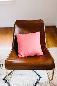 Diy Lounge Chair Ikea Hack Leather Lounge Chair