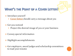 whats is a cover letter whats in a cover letter 14569