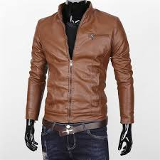 leather motorcycle jackets for sale 2017 men casual leather jacket sale solid slim fit pu leather