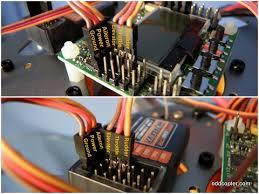 wiring the hobbyking kk 2 1 flight controller big dan the