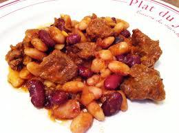 cuisiner les haricots rouges secs tajine de boeuf aux haricots secs envie de cuisiner