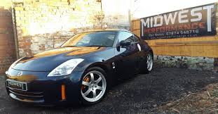 used nissan 350z used 2008 nissan 350z v6 gt for sale in west midlands pistonheads