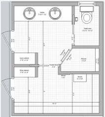 His And Her Bathroom Floor Plans Master Suite Layout That I Love The Tub Doesnt Have To Be In