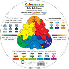 the color wheel company colorsaurus children u0027s color wheel 9 25
