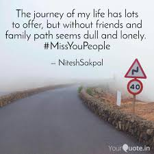 quote life journey path the journey of my life has