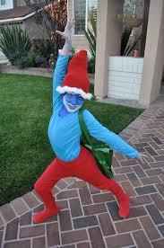 Smurf Halloween Costumes Diy Papa Smurf Costume Maskerix