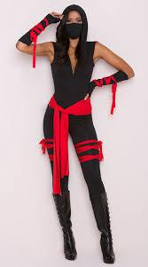 Ninja Costumes Halloween Ninja Costume Womens Ninja Costume Black Ninja Costume