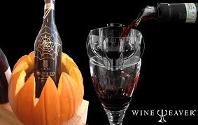easy last minute halloween party ideas from wineweaver aerators