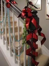 Banister Christmas Ideas Joy Wreath For Christmas Letters Spray Painted From Hobby Lobby