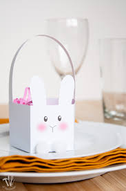 easter bunny basket template 28 images easter bunny card
