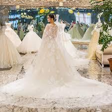 grecian wedding dress ls00410 cape luxury beautiful decent dresses heavy beaded cap
