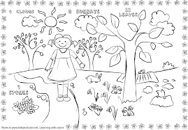 spring coloring pages nature free printable coloring pages