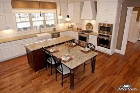island with table attached kitchen island with table attached beauteous kitchen design trends