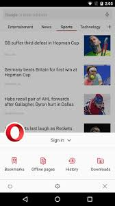 opera new apk opera browser apk for android