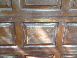 garage door paint metal garage door to look like wood how grain
