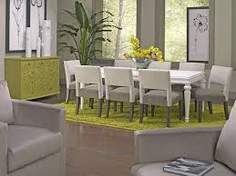 rent the bianca with eve rectangular dining room 8 chairs cort